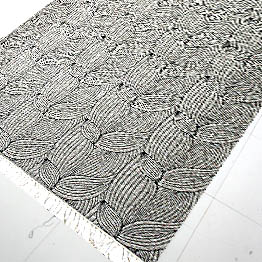 EMBROIDERY RUGS